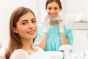 free braces consultation with upper west side orthodontics office